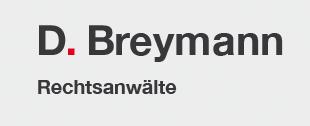 Logo D. Breymann Rechtsanwälte
