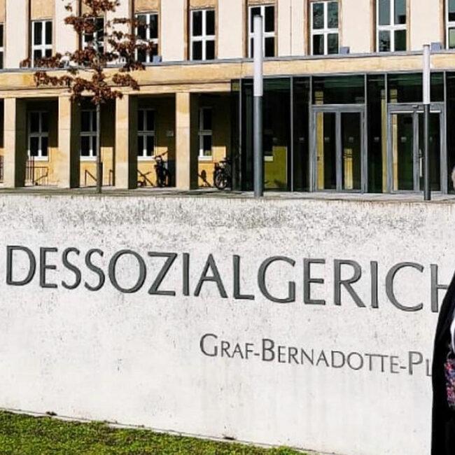 Foto Bundessozialgericht Dieter Breymann